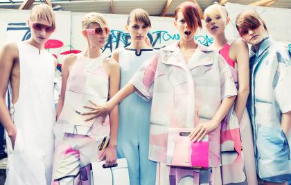 Colore moda primavera estate 2015: il rosa