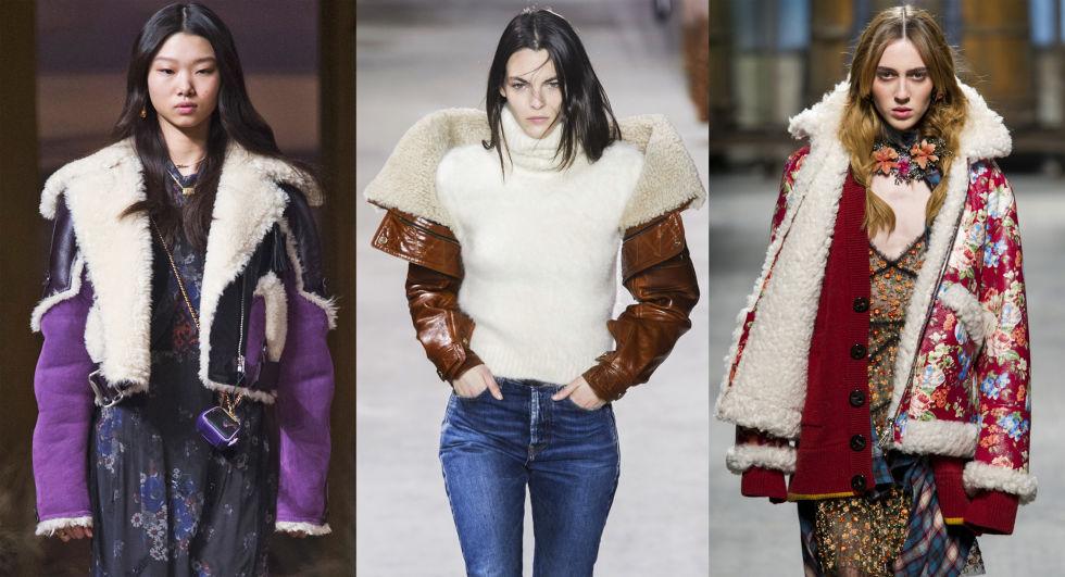 timeless design a3f4f f39f1 Le nuove tendenze moda dell'Autunno Inverno 2017-2018